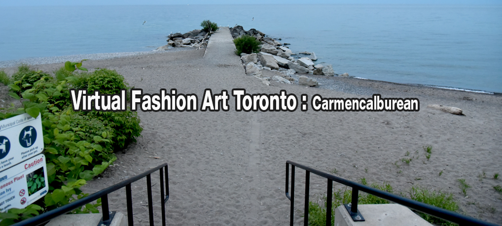 Virtual Fashion Art Toronto Carmencalburean